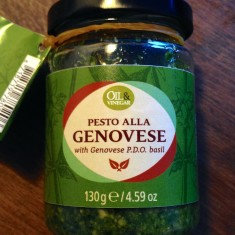 Oil & Vinegar Pesto Genovese